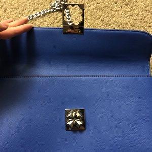folli follie Bags - Folli Follie LEATHER Bag with dust bag/BRAND-NEW